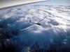 Fala przy silnym wietrze pozwala szybowcom na wysokie loty.