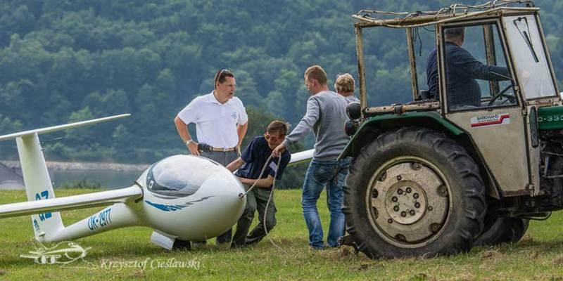 1-Panek i traktor