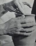 Ręce garncarza
