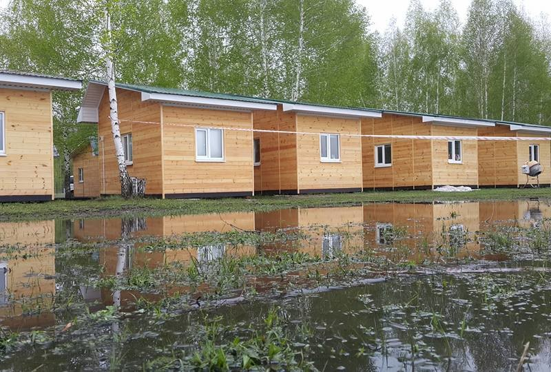Usman powódź